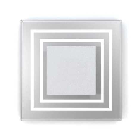 LED lápcső lámpa  CRISTAL 01 6xLED/0,48W/12V rozsdamentes acél 4000K