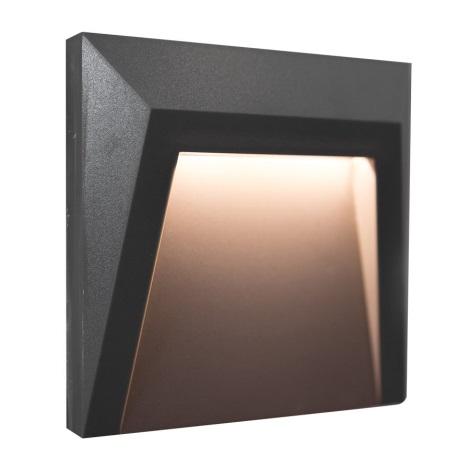 LED Lépcsőmegvilágító HOLDEN LED/1,5W/230V IP65