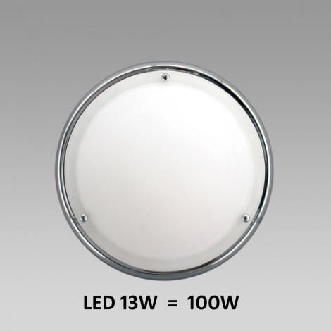 LED Mennyezeti / fali fürdőszobai lámpa  NEPTUN 1xLED/13W króm
