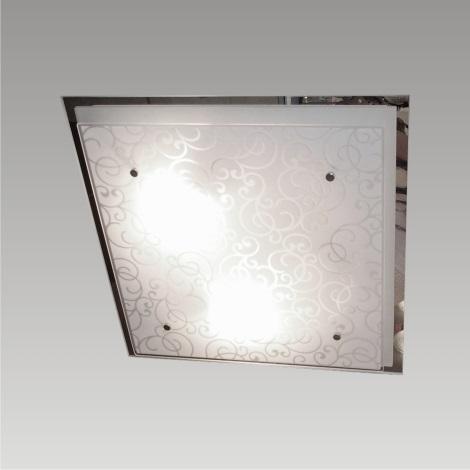 LED Mennyezeti lámpa IKAROS 1xLED/12W/230V  króm