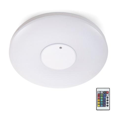 LED Mennyezeti lámpa LED-RGB/30W/230V