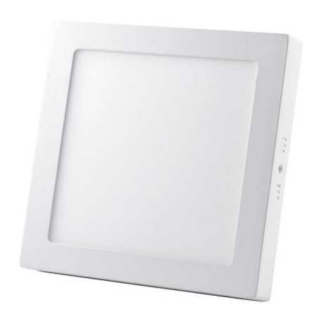 LED Mennyezeti panel LED/12W/4000 négyzet