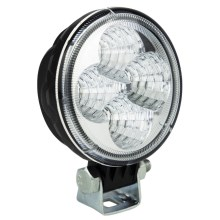 LED Munkalámpa EPISTAR LED/12W/10-30V IP67 6000K