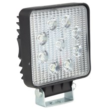 LED Munkalámpa EPISTAR LED/27W/10-30V IP67 6000K