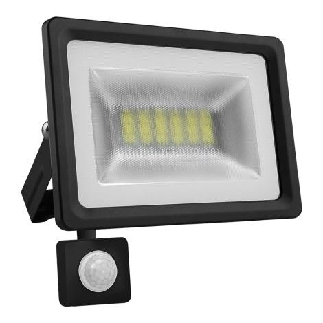 LED Reflektor érzékelős LED/10W/85-265V 4500K IP65