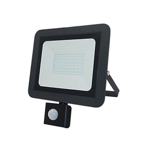 LED Reflektor érzékelővel ALUM 1xLED/50W/230V IP44 4000K