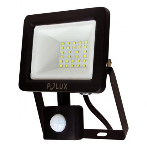 LED Reflektor érzékelővel LED/20W/230V IP65