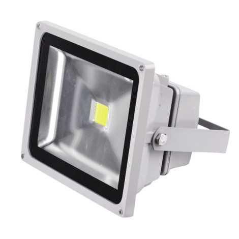 LED reflektor HALO MCOB 50W hideg fehér - GXLS027