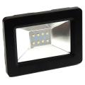 LED Reflektor NOCTIS 2 SMD LED/10W/230V IP65 630lm fekete