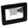 LED Reflektor NOCTIS 2 SMD LED/10W/230V IP65 650lm fekete