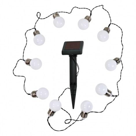 LED Solár dekor lámpa