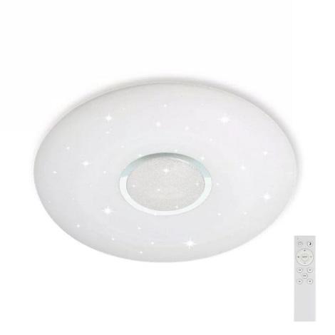 LED Szabályozható mennyezeti lámpa távirányítóval LED/40W/230V 39,3cm