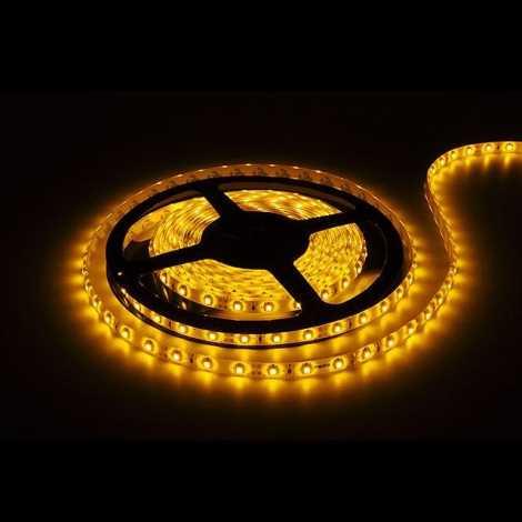 LED-szalag 5 méter sárga - GXLS005