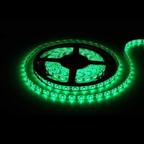 LED szalag 5 méter  zöld - GXLS008