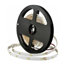 LED Szalag 5m 8W/12V IP20 3000K