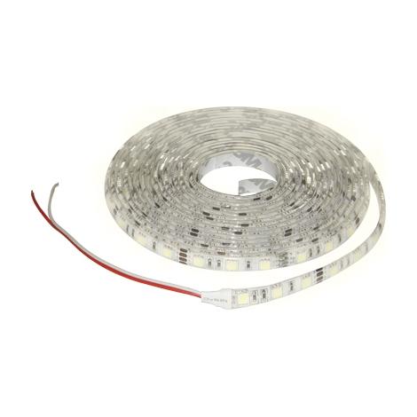 LED szalag  STRIP 5 méter hideg fehér - GXLS064
