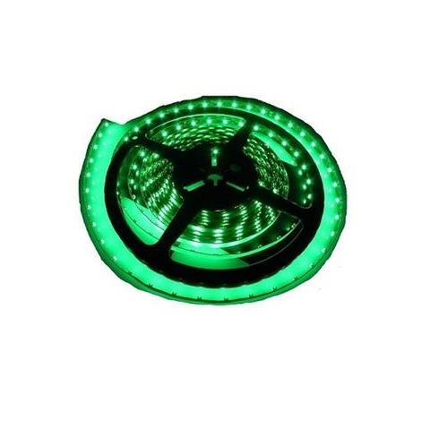 LED szalag vízálló IP65 5 m zöld - GXLS015
