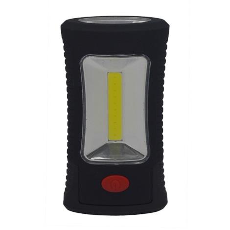 LED szerelő lámpa LED/3W/3xAAA