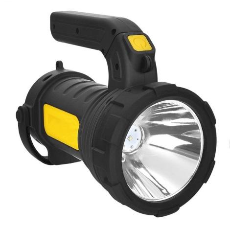 LED Tölthető lámpa 2xLED/5W/4000mA