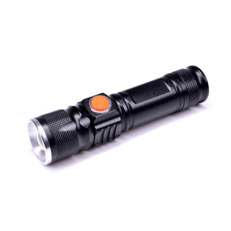 LED Tölthető lámpa USB LED/3W/3,7V IP44