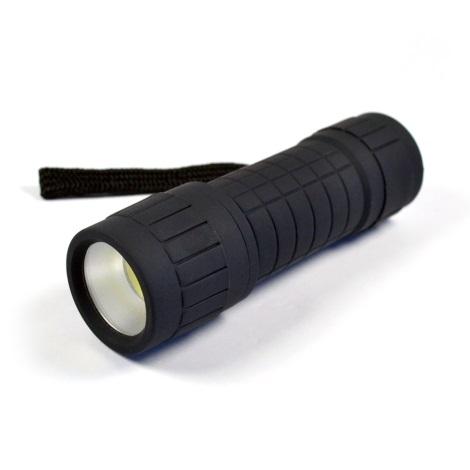 LED Zseblámpa LED/3W/120lm/3xAAA - elemeket a csomagolás tartalmazza