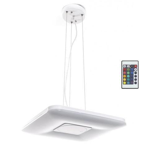 LEDKO 00016 - LED Csillár LED-RGB/30W/100-240V