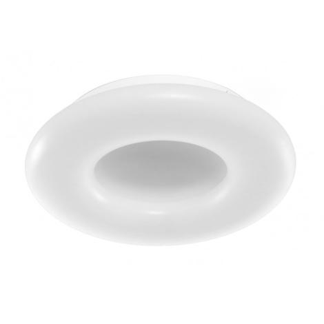 LEDKO 00207 - LED Mennyezeti lámpa DONUT LED/24W/230V