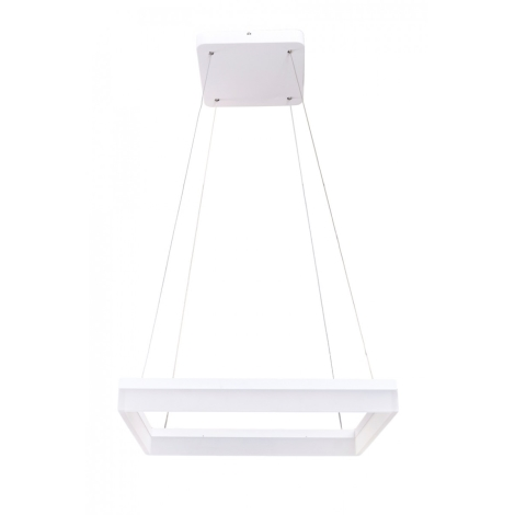 LEDKO 00283 - LED Csillár ONDAREN QUADRO LED/45W/230V
