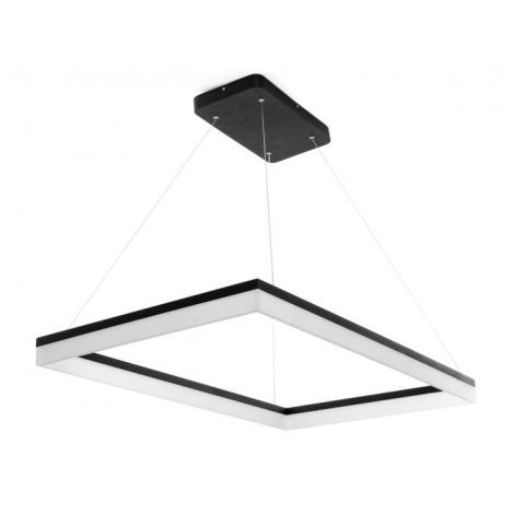 LEDKO 00287 - LED Csillár ONDAREN QUADRO LED/44W/230V
