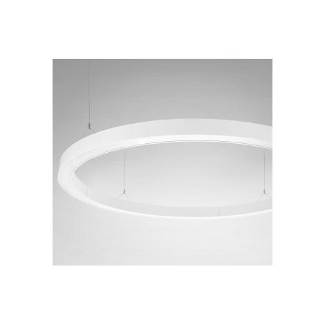 LEDKO 00406 - LED Csillár CIRCOLARE RING LED/58W/230V