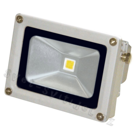 LEDreflektor HALO MCOB 10W hideg fehér - GXLS025