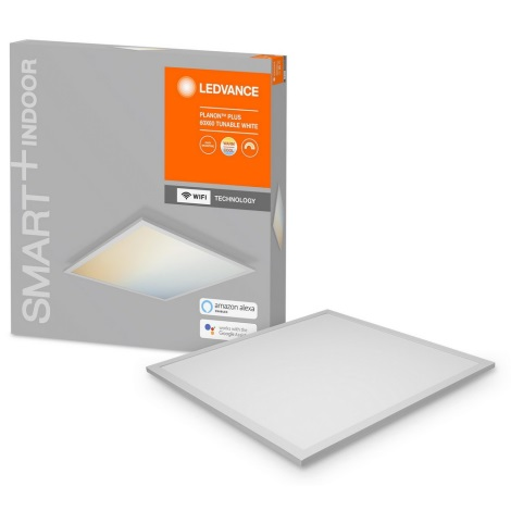 Ledvance - LED fényerő-szabályozó mennyezeti lámpa SMART + PLANON LED / 36W / 230V Wi-Fi