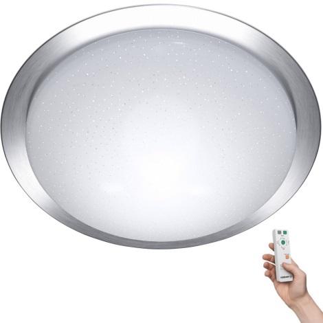Ledvance - LED Szabályozható mennyezeti lámpa SILARA LED/24W/230V +távirányító