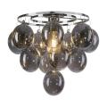 Leuchten Direkt 50210-25 - Mennyezeti lámpa DRIP 1xE27/40W/230V