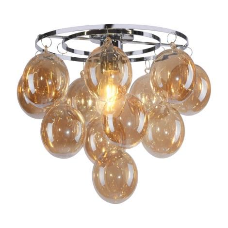 Leuchten Direkt 50210-97 - Mennyezeti lámpa DRIP 1xE27/40W/230V