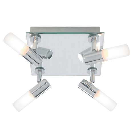 LINATE 4H fürdőszobai spotlámpa 4xG9/25W