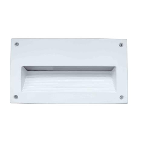 LIVIGNO kültéri fali lámpa, fehér 1xE27/60W