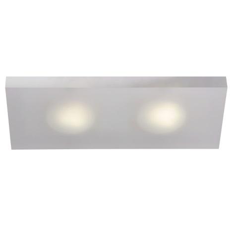 Lucide 12160/14/67 - LED fürdőszobai fali lámpa WINX-LED 2xGX53/7W/230V