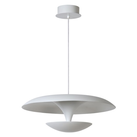 Lucide 30480/24/31 - LED függeszték BIMSE LED/24W/230V fehér