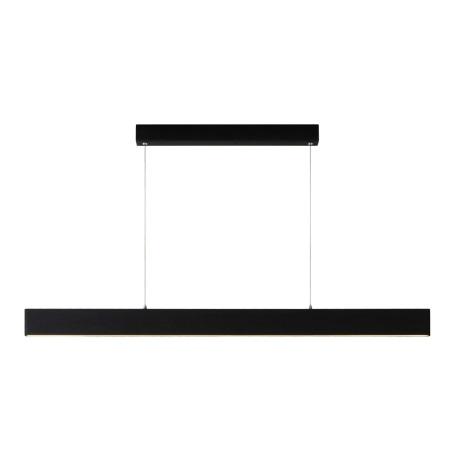 Lucide 45455/50/30 - LED függeszték RAYA LED LED/50W/230V fekete