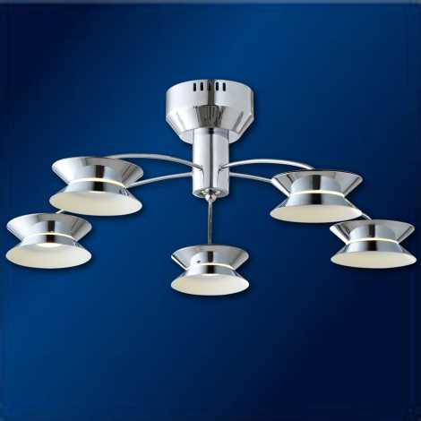 LUGANO 5 LED-es mennyezeti lámpa 5xLED/3W