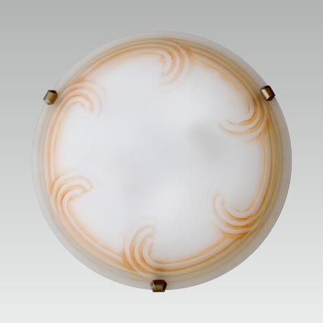 LUXERA 1466 K - POMPEII fali/mennyezeti lámpa 1xE27/60W