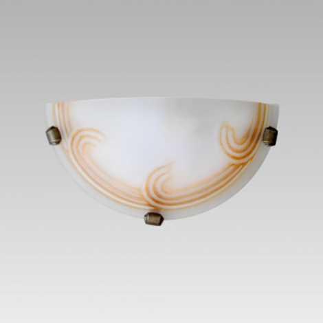 LUXERA 1467 - POMPEII fali lámpa 1xE27/60W