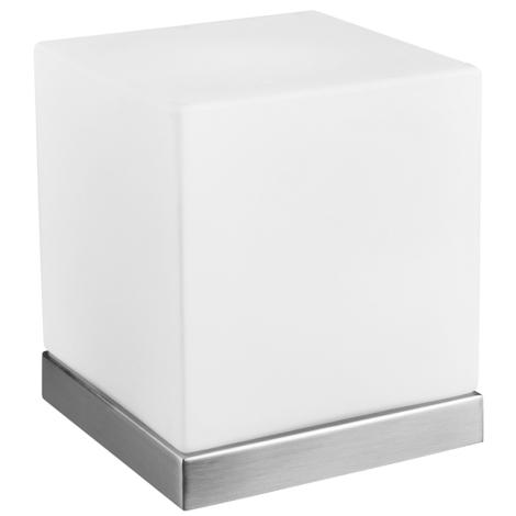 LUXERA 1511 - CUBIX asztali lámpa 1xE27/60W