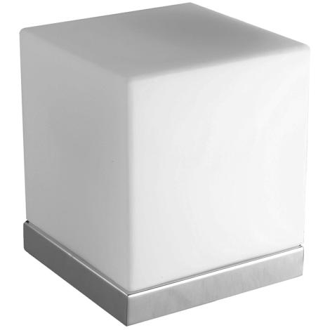 LUXERA 1514 - CUBIX asztali lámpa 1xE27/60W