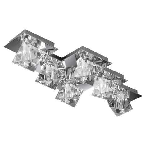 LUXERA 1547 - BAIKO mennyezeti lámpa 6xG9/40W