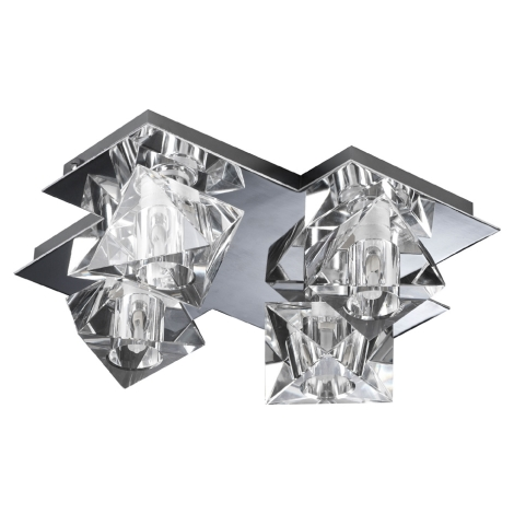 LUXERA 1548 - BAIKO mennyezeti lámpa 4xG9/40W