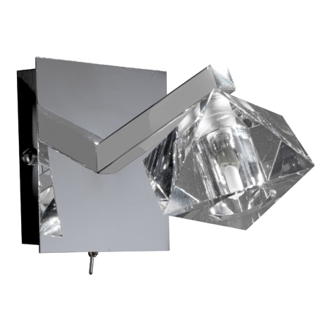 LUXERA 1551 - BAIKO fali lámpa 1xG9/40W
