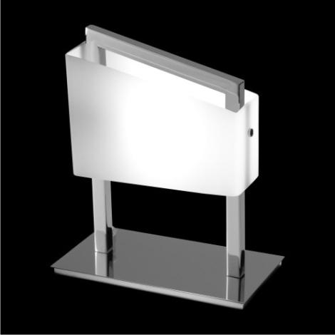 LUXERA 1598 - RONDA asztali lámpa 1xG9/40W