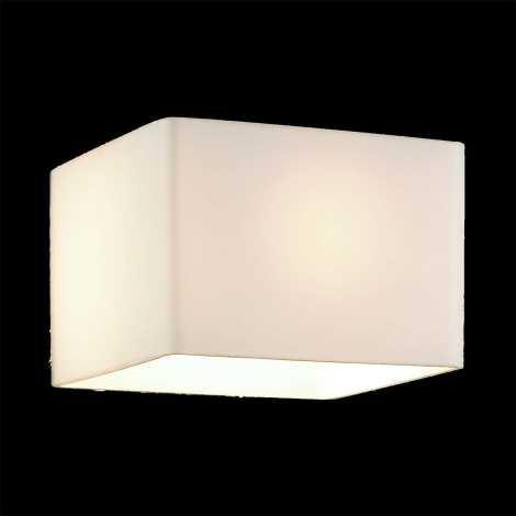LUXERA 18056 - TETRA fali lámpa 1xG9/40W